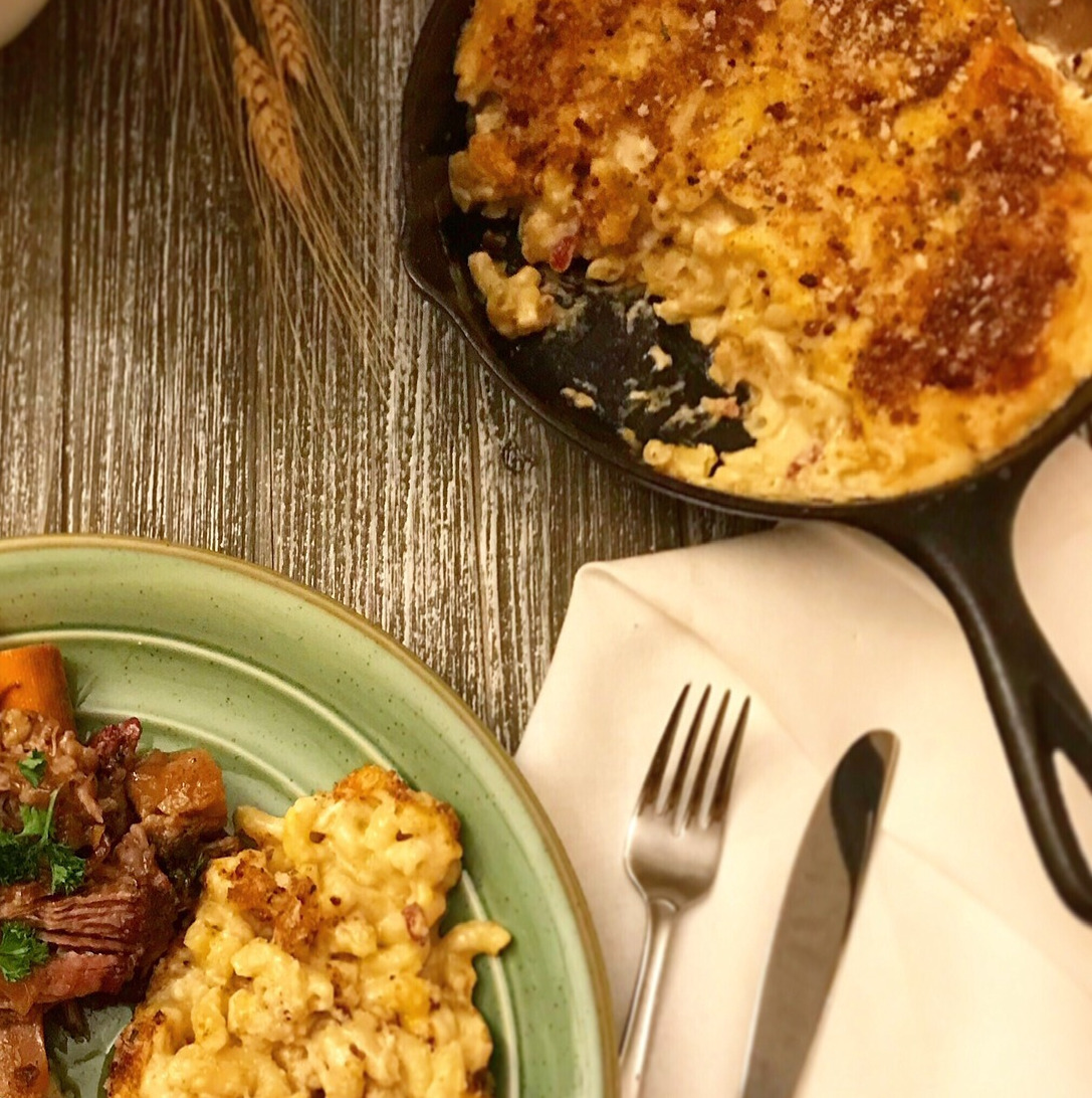 Air Fried Macaroni and Cheese Recipe by Ash's In The Kitchen