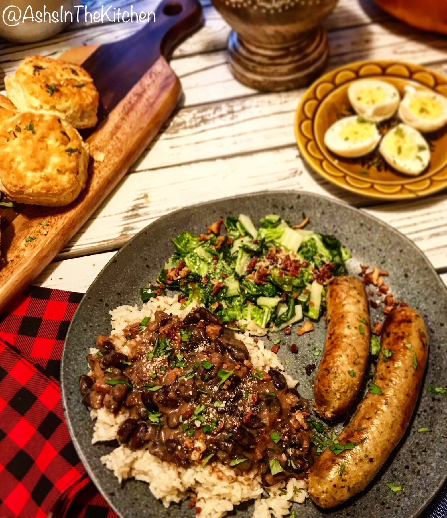 Louisiana Cajun Creole Pork Boudin Recipe by Ash's In The Kitchen