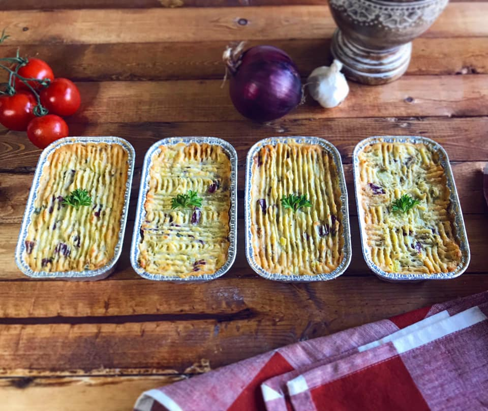 Freezer Meal Shepherd's Pie Recipe by Ash's In The Kitchen