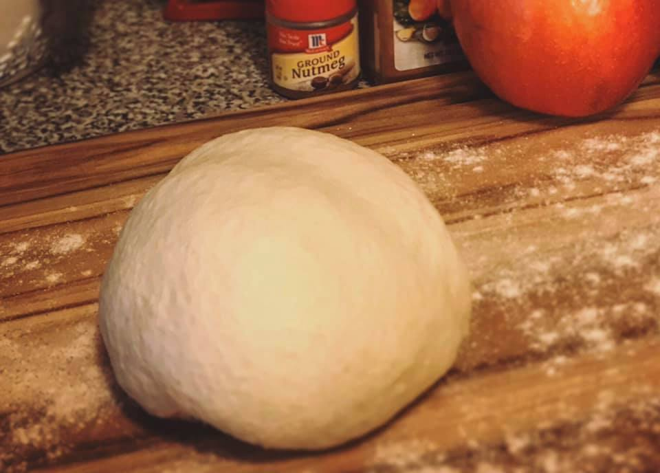 Homemade Pizza Dough Recipe by Ash's In The Kitchen
