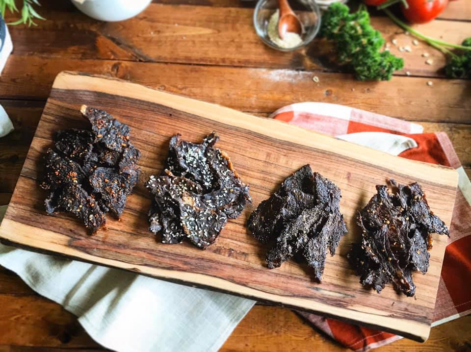 Easy Baked Beef Jerky Recipe by Ash's In The Kitchen
