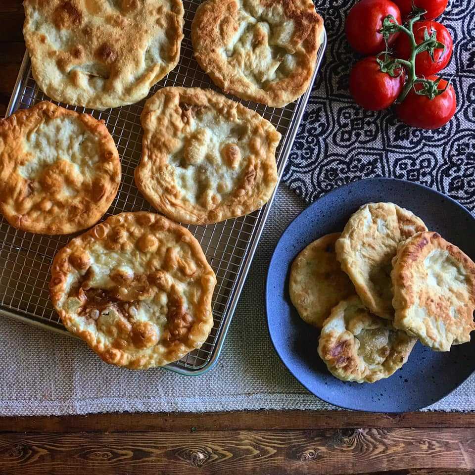 Quick Navajo Fry Bread Recipe by Ash's In The Kitchen